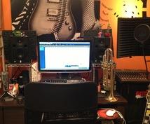 楽曲制作致します。