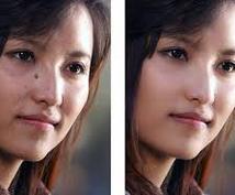 人物写真のデジタル修正(修整)・レタッチサービス