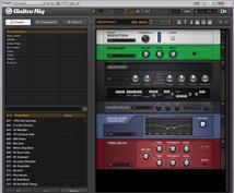 MIDIデータを高品質のギター音源に書き換えます メタル、ロック系ギターのバッキング、ソロの音源を作成