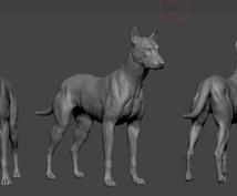3DCGモデリング承ります リアルなものからアニメ調のものまでなんでもモデリング致します