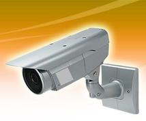 女性でもできる防犯カメラの設置をサポートします システムエンジニアが防犯カメラ設置をサポートします。