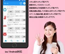 高品質マッチングアプリ開発します ios・Android対応!しっかり育てれば高値売却も可能!