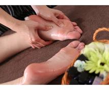 セラピストが足ツボの仕方を教えます 第2の心臓を刺激して健康美人に!