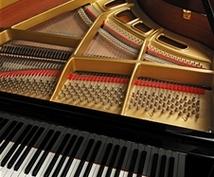 1分程の短いピアノ曲をお作りします♪