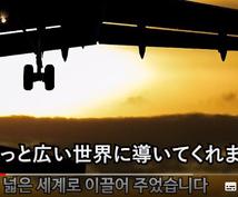 YouTube動画に韓国語の翻訳字幕をつけます 韓国語の翻訳字幕を入れ、韓国からの視聴者を確保しましょう