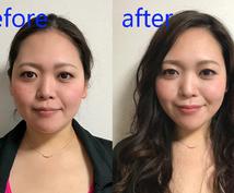 フェイスデザイン☆あなたの魅力を引き出します 現役プロが、顔分析によるオリジナルメイクカルテを作成します
