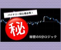 バイナリーオプション☆秘密の5分ロジック教えます 値下げ♪専業になれた手法を提供します\(^^)/