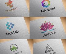 Ai は無償!6提案!素敵なロゴをデザイン致します 著作権譲渡込!ビジネス用ロゴを制作致します!