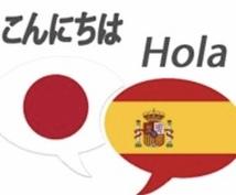 スペイン人によるスペイン語⇔日本語翻訳致します 格安&本場スペイン人によるスペイン語!添削もお任せください!