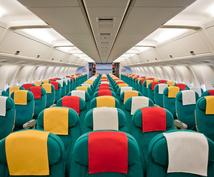 国際線機内サービスを手配します 座席指定、機内食、車椅子など、より快適な空の旅を!