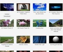 著作権フリー&商用利用可能の動画素材、音楽、効果音のダウンロード
