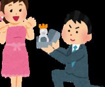 婚活・お見合いパーティーの必勝ワード(効果絶大)お教えします。