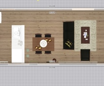 お部屋を快適にするレイアウト・家具のご提案をします 小売店販売プロ目線で見栄えだけでなく実用性も考慮した家具選び