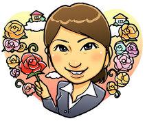 名刺やアイコンに使える似顔絵を描きますます ★テーマは「◯◯と私」★何かと組み合わせて自分をアピール!