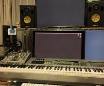 現役サウンドクリエイターDTM作曲レッスン承ります DTM、作曲を始めてみたい、更なるスキルアップを目指す方向け