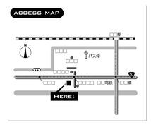 オリジナルの地図を作ります![手書きの地図からでも、google mapなどからでも作れます!]
