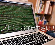 Web系現役プロが5000円分のお仕事をします 人手が足りない!Web系作業のお手伝いが必要な本業様向け!