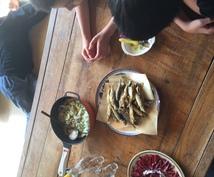 家族を健康にするお料理考えます