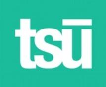 完全招待制の稼げるSNSサイト、『 tsū(スー)』に招待します。