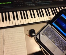 【合唱伴奏】メロディーも鳴る伴奏にします♪(おためし)