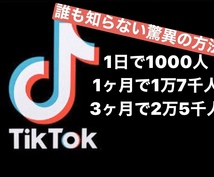 TikTokのフォロワーの増やし方教えます 1日で1000人、1ヶ月で1万7千人増やした方法を公開‼︎