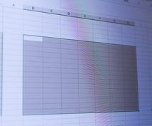 Excelの様々な問題を解決します 関数、表、データ分析の方法などご相談下さい!