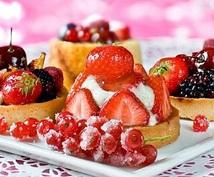 色々な料理、お菓子のレシピをお届けします!