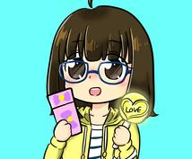 【かわいい】SNSアイコン描きます!!