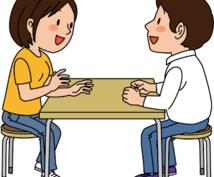恋愛・人間・親子関係の相談にのり解決策を提示します 身近な人にこそ言えない悩み、聞きます。