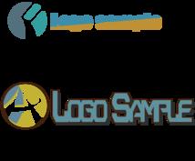 【休止中】無料で簡易的なロゴを作成します![丸型シンボル+ワードロゴ]