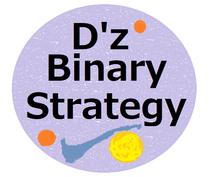 D'z Binary Strategy 販売します インジを使わないローソク足だけの裁量手法 相場無関係 正規版