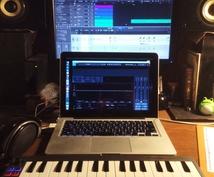 10~30秒程度のCM曲、ジングル制作いたします CMやラジオのジングルなど、短い楽曲が欲しい方向け