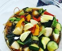 脱マンネリ!旬の野菜の美味しいレシピを教えます 野菜のお料理、定番化して飽きてしまった方に