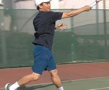 テニス協会公認コーチがフォームを動画で改善します スイング、フットワークどこを直せばいいのか分からない方必見