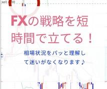 忙しい人でも短時間で戦略をたてられるFX手法ます FXで迷いなくエントリーしたい方へ条件さえ揃えばいいんです