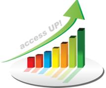 【最安!】 ブログ・ホームページに毎日1000アクセス×15日間送ります!