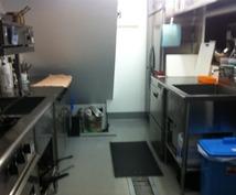 飲食店のキッチンレイアウト・厨房図面作成いたします 飲食店のキッチンレイアウト.厨房内図面作成いたします。