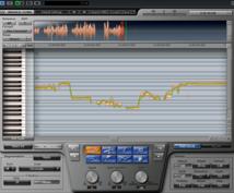 ボーカル ピッチ修正いたします ピッチ修正を応用してハモリを作成することも可能です
