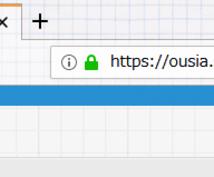 あなたのホームページをSSL化します ホームページのURLをhttpsから始まるものにします。
