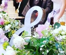 結婚式場選びから手作りアイデアまで提案します 素敵な式を挙げたいけど、何からすればいいの?という方へ!