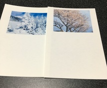 ポストカード作ります 手紙を送りたい方にオススメしたいです。