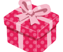 女性の目線でプレゼントを一緒に選びます プレゼントがなかなか決まらない方、一緒に選んでみませんか?