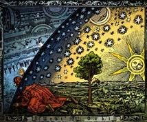 占星術、卜占(タロット、ダウジング)を使った占い