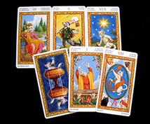 12枚+1枚で占います あなたの未来をタロットカードに聞いてみませんか?