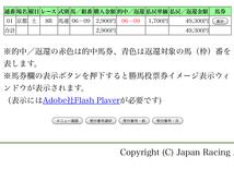 JRA☆馬連一点二点で予想します この売り上げは災害募金いたします。