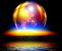 ムーンストーンを介した水晶霊気を使い思念伝達します ムーンストーンの水晶霊気を使い思念伝達チャネリング行います