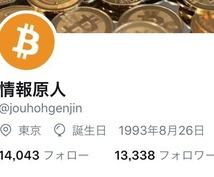 13,000人のフォロワーに向けてツイートします 1000円で出来るバズマーケティング