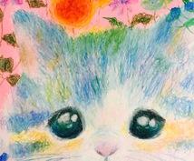 どんな動物の絵でも描かせて頂きます。