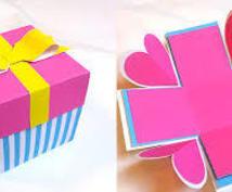 うまくいくプレゼントの渡し方1つ教えます おそらく、インパクトは抜群だと思いますw