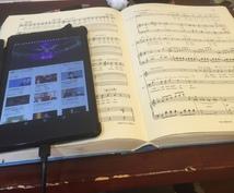 声楽についてのご相談!。一緒に今の練習を考えます 声楽を習っていて先生の言ってることをもっと理解したい!